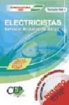Curiouscongress.es Oposiciones Electricistas. Servicio Andaluz De Salud (Sas): Temar Io (Vol. I) Image