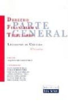 Bressoamisuradi.it Derecho Financiero Y Tributario Español: Lecciones De Catedra Image