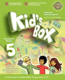 Libros gratis descargables en pdf. KID S BOX LEVEL 5 TEACHER S BOOK UPDATED ENGLISH FOR SPANISH SPANISH SPEAKERS 2ND EDITION CHM 9788490360620 en español