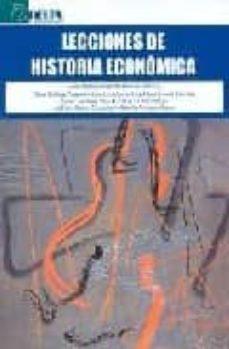 Descargar LECCIONES DE HISTORIA ECONOMICA gratis pdf - leer online