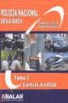 Cdaea.es Policia Nacional. Escala Ejecutiva. Tomo I (2011) Ciencias Juridi Cas Image