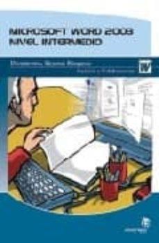 Inmaswan.es Microsoft Word 2003: Nivel Intermedio Image
