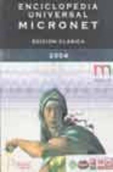Emprende2020.es Enciclopedia Universal Micronet (Ed. Clasica 2004) (Cd-rom) Image