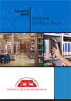 Padella.mx Temario Para Auxiliar De Biblioteca Image