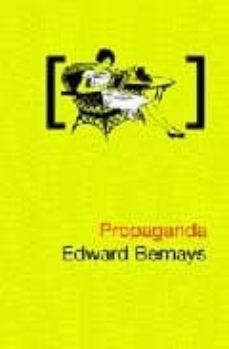 propaganda-edward l. bernays-9788496614420