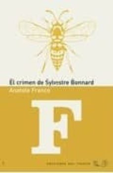 el crimen de sylvestre bonnard-anatole france-9788496964020