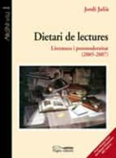 Permacultivo.es Dietari De Lectures. Literatura I Postmodernitat (2005-2007) Image