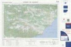 976-3 mapa cañada del gallego(1:25000)-9788498102420