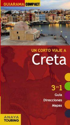 Geekmag.es Un Corto Viaje A Creta 2014 (Guiarama Compact) Image