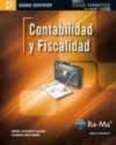 Contabilidad Y Fiscalidad Grado Superior Manuel Gutierrez Viguera Comprar Libro 9788499642420