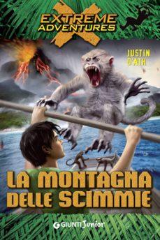 la montagna delle scimmie (ebook)-justin d'ath-9788809835320