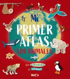 Permacultivo.es Mi Primer Atlas - Los Animales Image