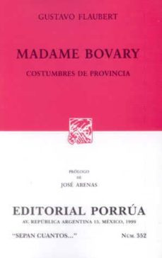 madame bovary-gustave flaubert-9789684326620