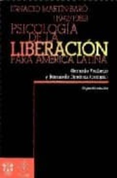 Asdmolveno.it Ignacio Martin-baro(1942-1989) Psicologia De La Liberacion Para A Merica Latina Image