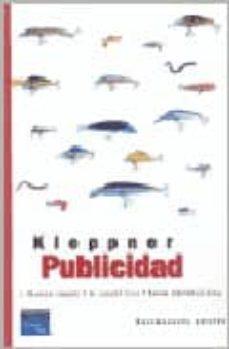 kleppner: publicidad (16ª ed.)-thomas j. russell-w. ronald lane-9789702606420