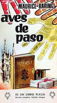 Inmaswan.es Aves De Paso Image