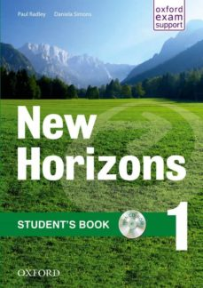 Descargas gratuitas de libros de amazon NEW HORIZONS 1 STUDENT BOOK PACK en español