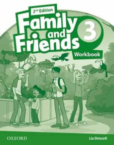 family & friends 3 ab 2ed-9780194811330