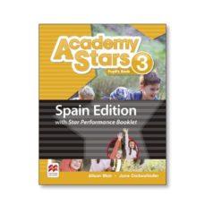 ACADEMY STARS 3 PERFORM BKLT PUPIL´S BOOK PACK | VV.AA