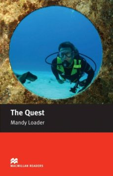 macmillan readers elementary: quest, the-mandy loader-9781405072830