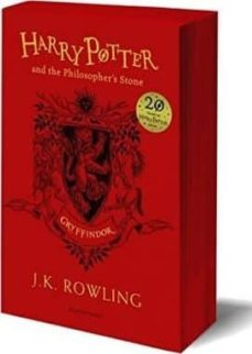 harry potter and the philosopher s stone - gryffindor edition-j.k. rowling-9781408883730