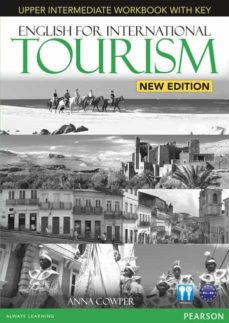 Descarga gratuita de libros de francés ENGLISH FOR INTERNATIONAL TOURISM UPPER-INTERMEDIATE NEW EDITION WORKBOOK WITH KEY AND AUDIO CD en español MOBI