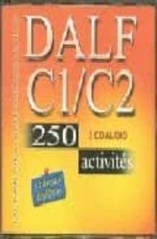 dalf c1/c2: 250 activites (3 cd-audio)-9782090328530