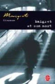 Descargar el formato de libro electrónico pdb MAIGRET ET SON MORT ePub