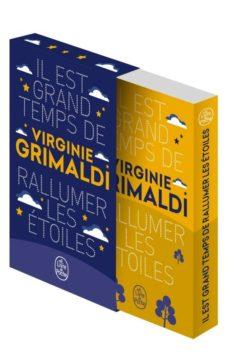 Descargas de libros electrónicos IL EST GRAND TEMPS DE RALLUMER LES ETOILES - EDITION COLLECTOR de VIRGINIE GRIMALDI