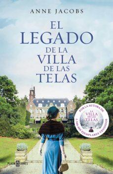 Descargar libros electrónicos gratuitos en formato txt EL LEGADO DE LA VILLA DE LAS TELAS 9788401021930