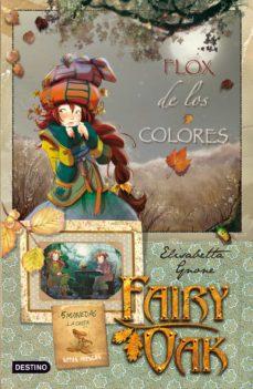 fairy oak 3: flox de los colores-elisabetta gnone-9788408091530