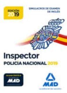 Cronouno.es Inspector De Policia Nacional Simulacros Ingles Image
