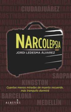 Base de datos gratuita de descarga de libros electrónicos NARCOLEPSIA (Spanish Edition)