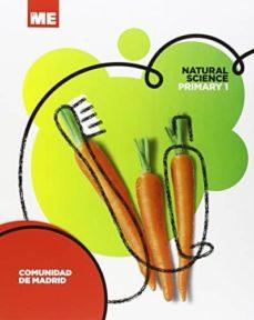 natural science 1º primaria student book (madrid) ed 2015-9788415867630