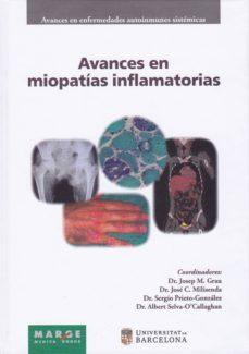Descarga de libros audibles de Amazon AVANCES EN MIOPATIAS INFLAMATORIAS PDB CHM RTF