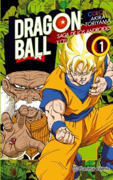 Costosdelaimpunidad.mx Dragon Ball Color Cell Nº01/06 Image