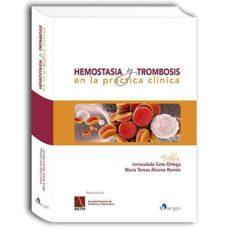 hemostasia y trombosis en la práctica clínica-maria teresa alvarez roman-9788417194130