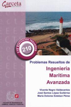 Enlace de descarga de libros electrónicos gratis PROBLEMAS RESUELTOS DE INGENIERIA MARITIMA AVANZADA RTF PDF 9788417289430 in Spanish de