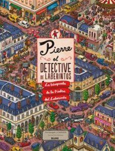 Descargar PIERRE: EL DETECTIVE DE LABERINTOS gratis pdf - leer online