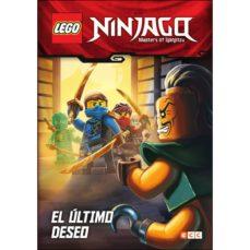 Scintillaemattone.it Lego Ninjago: El Ultimo Deseo Image