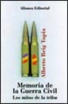 Premioinnovacionsanitaria.es Memoria De La Guerra Civil: Los Mitos De La Tribu Image