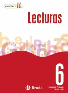 Javiercoterillo.es Lapiceros Lecturas 6(6º Primaria) Image