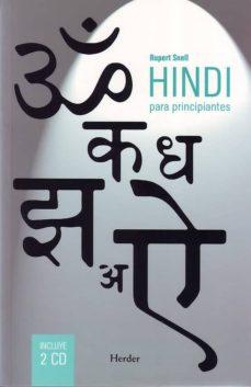 Descargar HINDI PARA PRINCIPIANTES gratis pdf - leer online