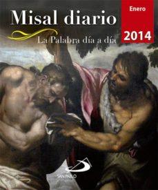 Inciertagloria.es Misal Diario: La Palabra Dia A Dia (Enero 2014) Image