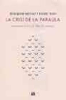 Carreracentenariometro.es La Crisi De La Paraula: Antologia De Poesia Visual Image