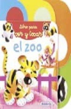 Srazceskychbohemu.cz El Zoo (Libro Para Ver Y Tocar) Image