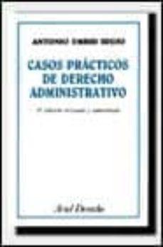 Bressoamisuradi.it Casos Practicos De Derecho Administrativo (3ª Ed.) Image