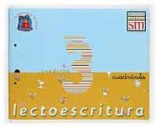 Javiercoterillo.es Lectoescritura I (Nivel 3): Cuadricula (4 Años. Educacion Infanti L) Image