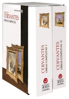 Trailab.it Estuche Obras Completas Cervantes Vols. I Y Ii Image