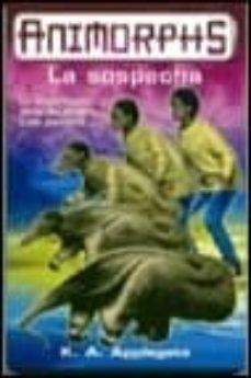 Iguanabus.es La Sospecha (Animorphs) Image
